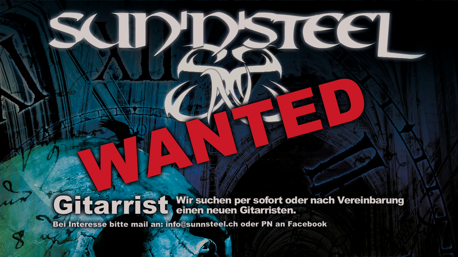 Wanted Gitarrist